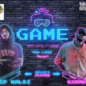 Game Lyrics Deep Kalsi, Karma