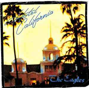 Hotel California Lyrics Eagles