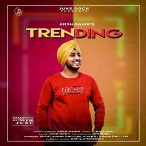 Trending Lyrics Arsh Gahir