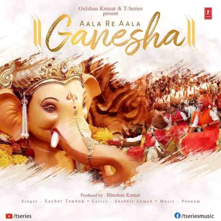 Aala Re Aala Ganesha – Sachet Tandon