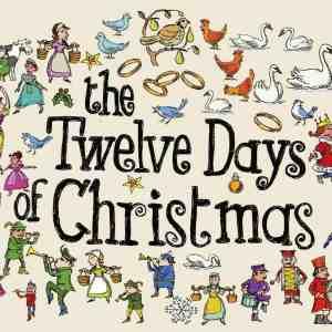 12 Days Of Christmas Lyrics