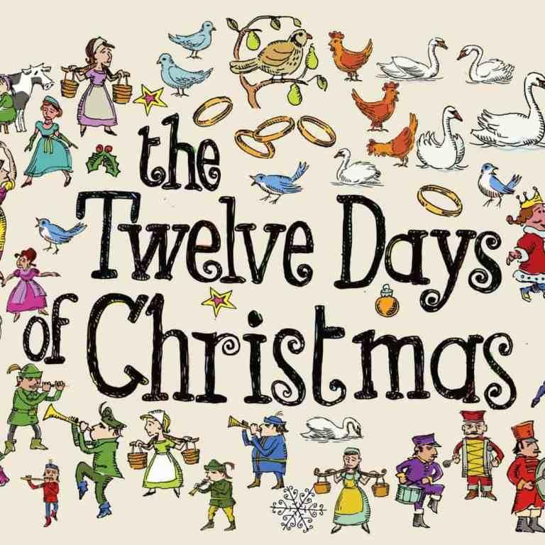 12 Days Of Christmas – Christmas Song