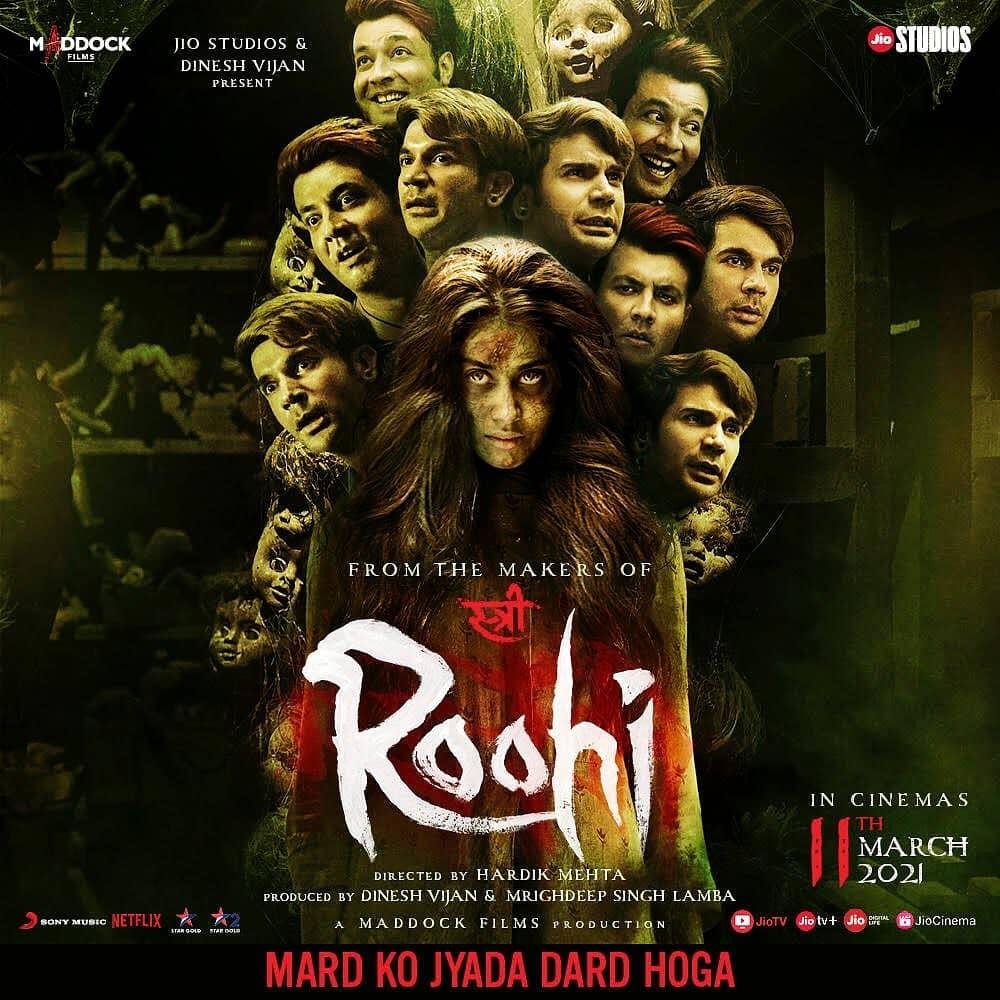 Roohi Poster