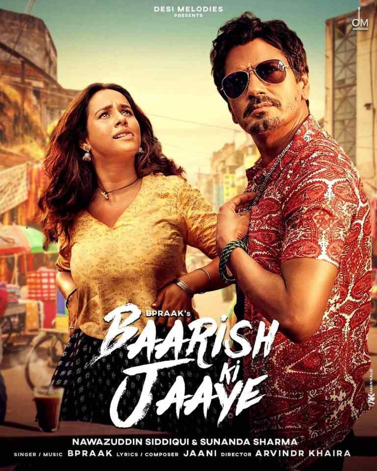 Baarish Ki Jaaye Lyrics – B Praak