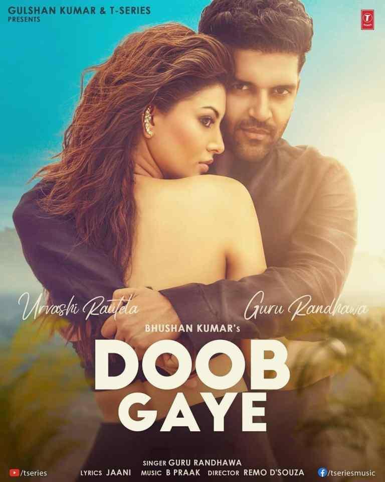 Doob Gaye Lyrics – Guru Randhawa
