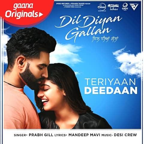 Teriyaan Deedaan – Parmish Verma