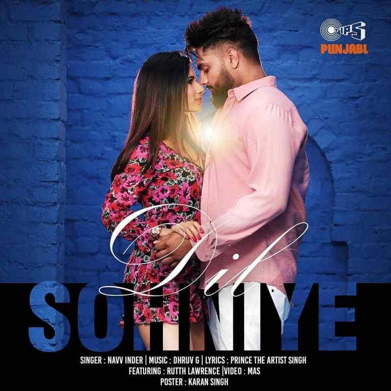 Dil Sohniye Lyrics Navv Inder
