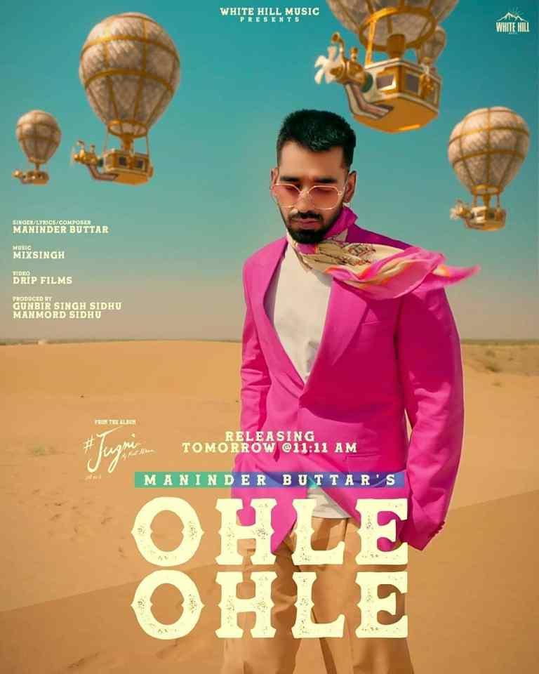 Ohle Ohle Lyrics Maninder Buttar