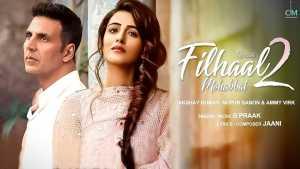 Filhaal2 Mohabbat B Praak ronatic songs lyrics hindi