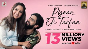 Pyaar Ek Tarfaa romantic Song Lyrics