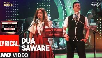 Dua-Saware Lyrics - T-Series Mixtape Season 1 l Neeti Mohan, Salim Merchant, Abhijit Vaghani