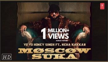 Moscow Suka Lyrics - Yo Yo Honey Singh | Neha Kakkar, Ekaterina Sizova