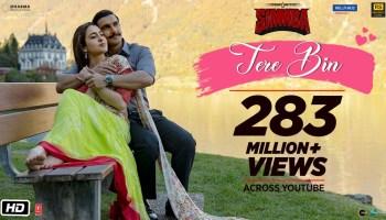 Tere Bin Lyrics - Simmba | Ranveer Singh, Sara Ali Khan, Tanishk Bagchi, Rahat Fateh Ali Khan, Asees Kaur