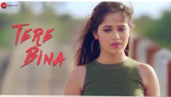 Tere Bina Lyrics - Bismil | Jannat Zubair Rahmani