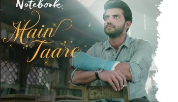 Main Taare Lyrics - Notebook | Salman Khan, Zaheer Iqbal, Pranutan Bahl