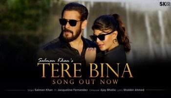 Tere Bina Lyrics - Salman Khan | Jacqueline Fernandez