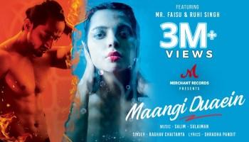 Maangi Duaein Lyrics - Raghav Chaitanya | Mr. Faisu, Ruhi Singh
