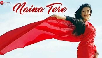 Naina Tere Lyrics - Alok Desai | Angshu Pradhan, Anuriya Pradhan