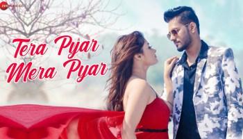 Tera Pyar Mera Pyar Lyrics - Sourav Kumar | Roma Saini, Sohini Guha Roy