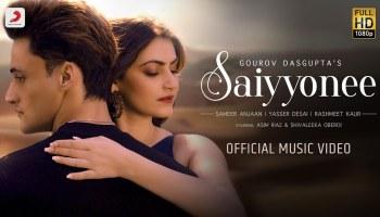Saiyyonee Lyrics - Yasser Desai | Rashmeet kaur, Asim Riaz, Shivaleeka Oberoi
