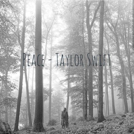 Peace Lyrics - Taylor Swift (Folklore)