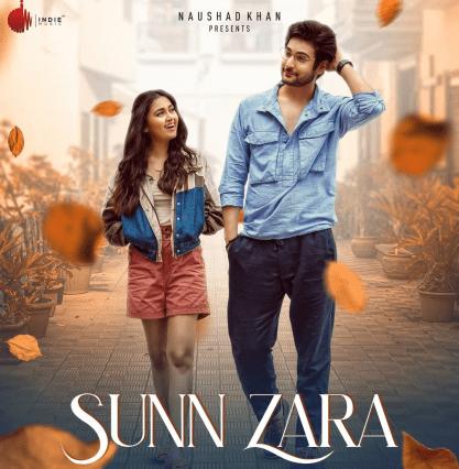 Sunn Zara Lyrics - Jalraj ft. Shivin Narang & Tejasswi Prakash