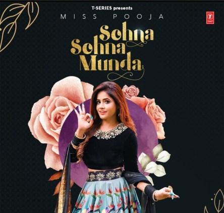 Sohna Sohna Munda Lyrics - Miss. Pooja