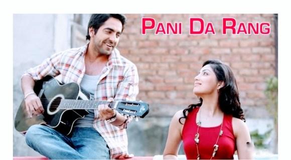 Pani Da Rang Lyrics - Ayushman Khurana