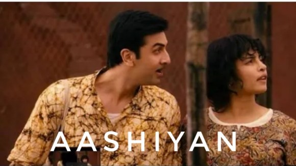 Aashiyan Lyrics - Barfi | Shreya Ghoshal