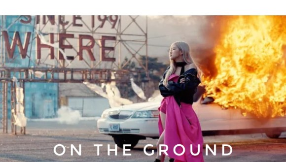 On The Ground Lyrics - ROSÉ