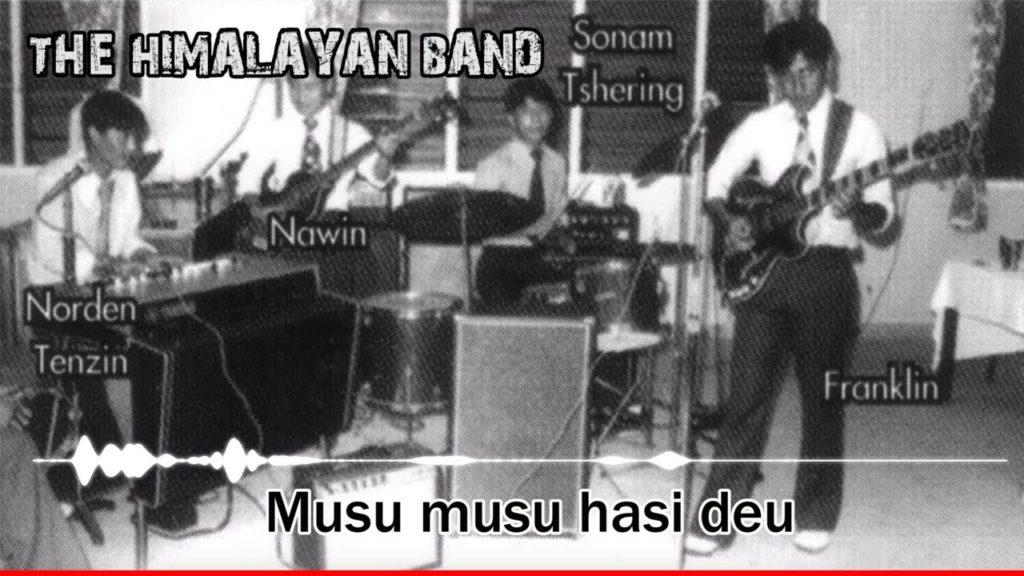 Musu Musu Hansi Deu Lyrics | Tenzin Norden