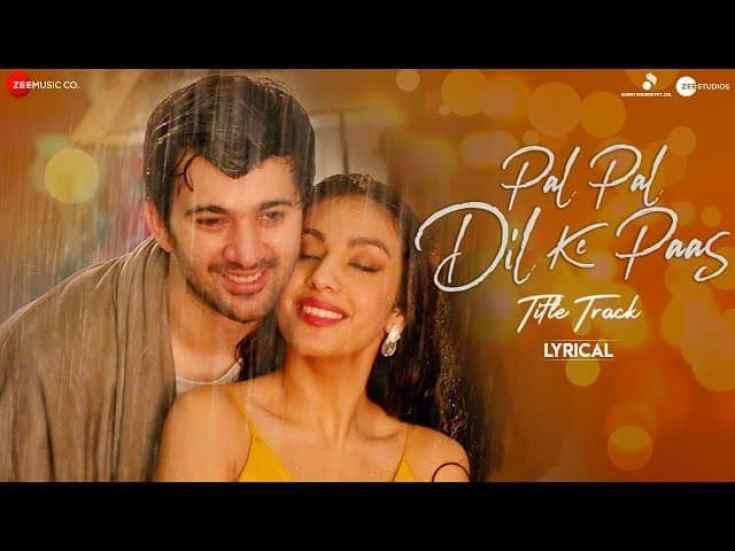 rehna tu pal pal dil ke paas lyrics | Arijit Singh & Parampara