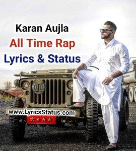 Karan Aujla old songs all time Rap Mashup Lyrics status download