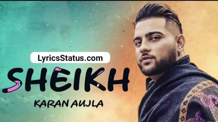 Pind Jatt Jatt kehnde Karan Aujla Sheikh Lyrics status download Latest punjabi song je dubai jawa Sheikh Ho taur kaddi desi ne bhulekha penda dekh