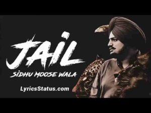 Jail Sidhu Moose Wala Lyrics Status Download Punjabi Song Ho luck mera kehnda jittani tu duniya Kam mere kehnde tenu jail bhejna whatsapp status