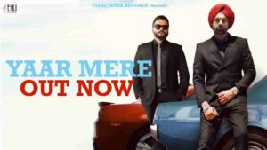 Kulbir Jhinjer Yaar Mere Tarsem Jassar Lyrics Status Download Punjabi Song Ho yaar mere yaar mere o aunde ne whatsapp video Black Background