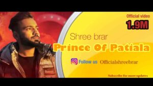Shree Brar Prince Of Patiala Babbu Maan Lyrics Status Download Punjabi Song Prince of patiala kehda addu saala dabb 32 bor hikk naal la la
