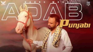 Babbu Maan Adab Punjabi Lyrics Status Download Punjabi Song Thappad maar ke adab punjabi Asla khoh lainda WhatsApp status video Black