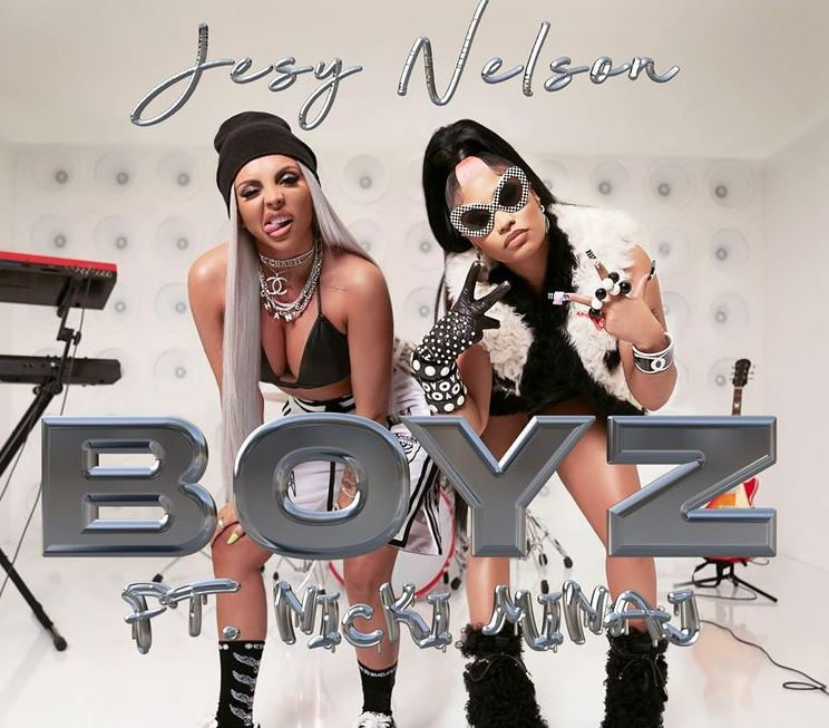 Jesy Nelson – Boyz lyrics