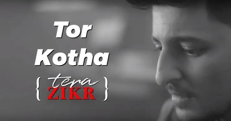 Tor Kotha Lyrics