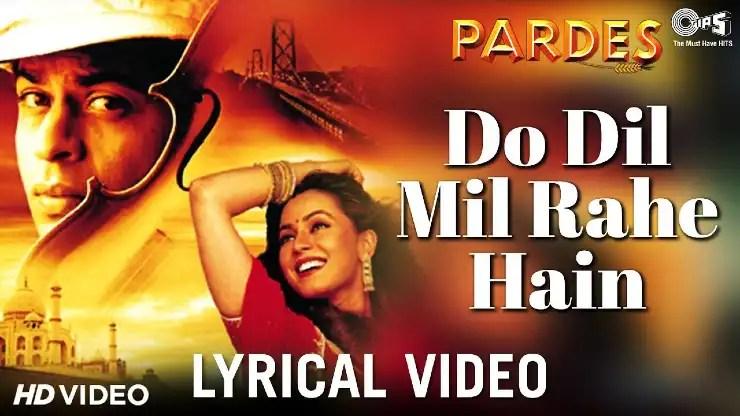Do Dil Mil Rahe Hain Lyrics
