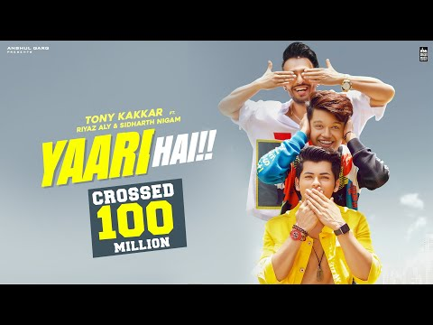 Yaari Hai Lyrics - Tony Kakkar