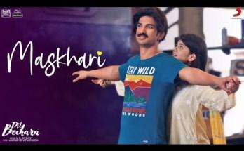 Maskhari Lyrics - Shreya Ghoshal | Mohit Chauhan