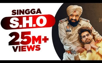 S.H.O Lyrics - Singga Ft. BN Sharma