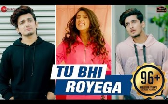 Tu Bhi Royega Song Lyrics - Jyotica Tangri