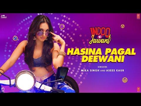 Hasina Pagal Deewani Lyrics -Mika Singh and Asees Kaur