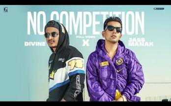 No Competition Lyrics - Jass Manak Ft. DIVINE