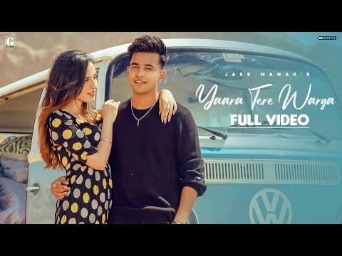 Yaara Tere Warga Lyrics - Jass Manak