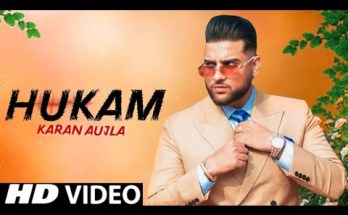 Hukam Lyrics - Karan Aujla