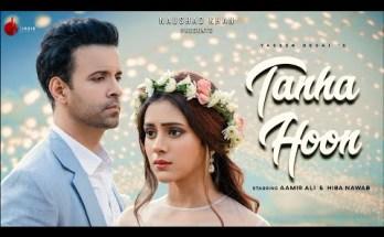 Tanha Hoon Lyrics -Yasser Desai Ft. Aamir Ali